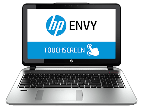 Hp Envy  V Notebook Pc Series