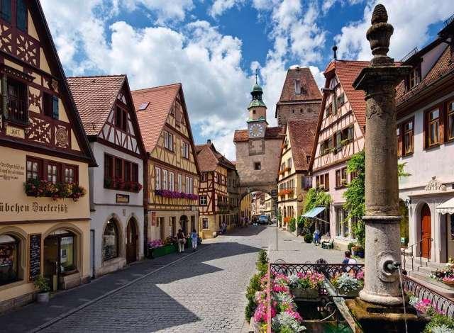Image result for rothenburg ob der tauber