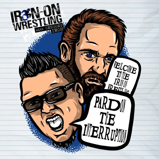 Iron-On Wrestling with Gregory Iron