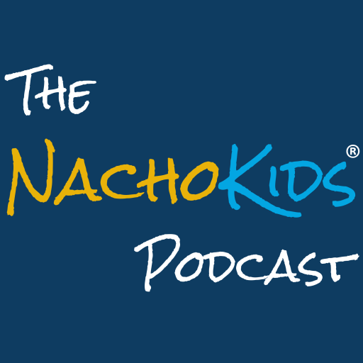 The Nacho Kids Podcast: Blended Family Survival