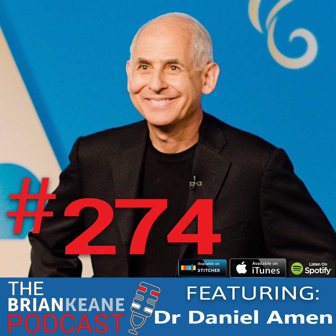 274 Dr Amen On Anxiety Mental Health And Managing Your