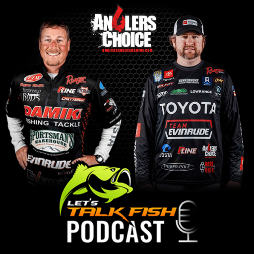 Let's Talk Fish –  Weekly show talking all things fishing anchored by Bryan Thrift, Matt Arey, and Jeff Walsh.