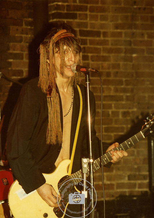 Johnny Thunders 26jpg VINTAGE MUSIC IMAGES BY DAVID