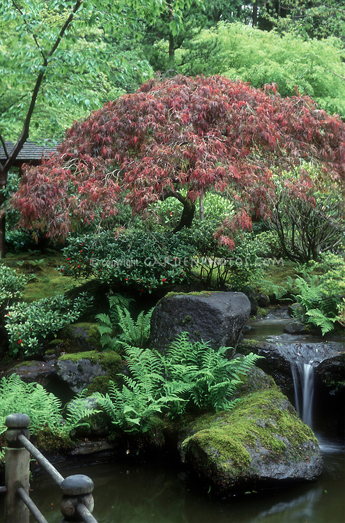 Small Red Landscaping Rocks