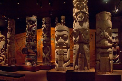 Image result for pictures of totems on vancouver island