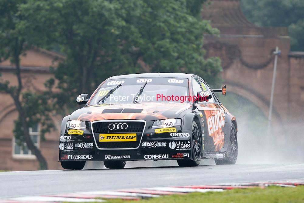 Rob Austin – Exocet Racing Audi A4