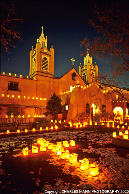 FaralitosSan Felipe De NeriOld Town AlbuquerqueMANN004