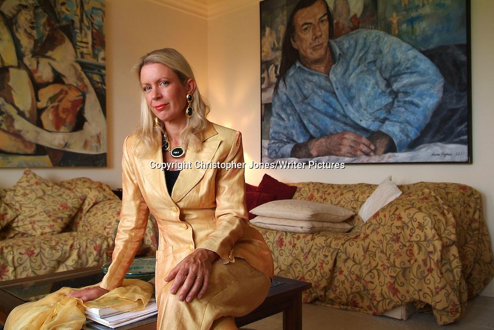 Frieda Hughes Writer Pictures