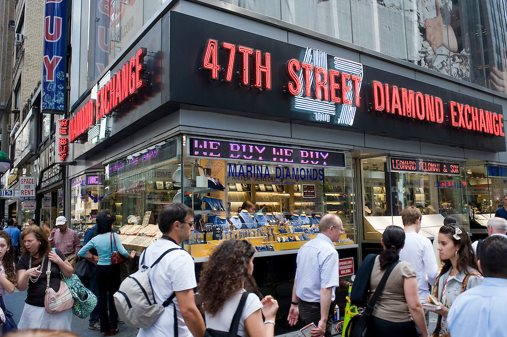 Image Result For Diamond Stores In Manhattan