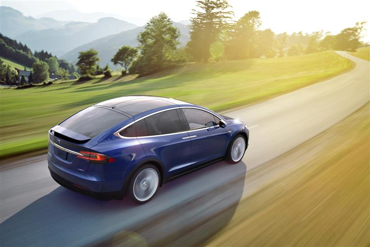 Tesla Model X 100kwh Dual Motor Performance Ludicrous 5dr