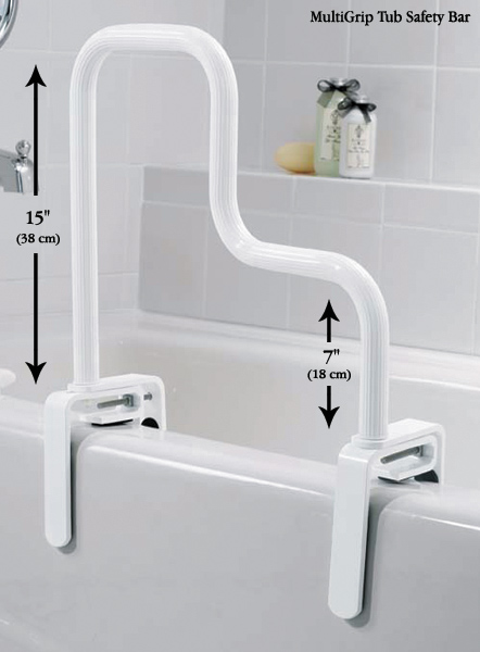 MOEN Tub Safety Bars North Coast Medical