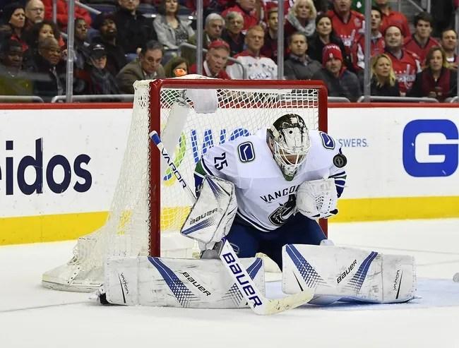Vancouver Canucks vs. Washington Capitals - 10/22/18 NHL Pick, Odds, and Prediction