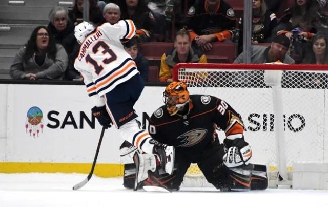 Edmonton Oilers vs. Anaheim Ducks - 3/25/18 NHL Pick, Odds, and Prediction