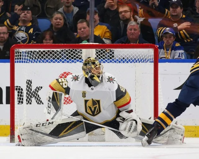 Buffalo Sabres vs. Vegas Golden Knights - 10/8/18 NHL Pick, Odds, and Prediction