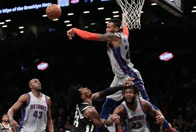Detroit Pistons vs. Brooklyn Nets - 10/8/18 NBA Pick, Odds, and Prediction