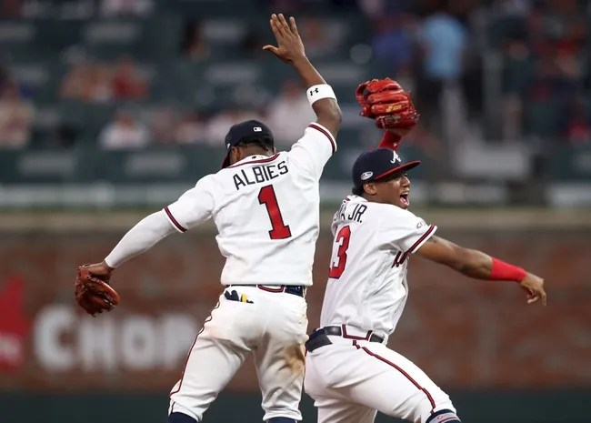 Los Angeles Dodgers at Atlanta Braves - 10/8/18 MLB Pick, Odds, and Prediction