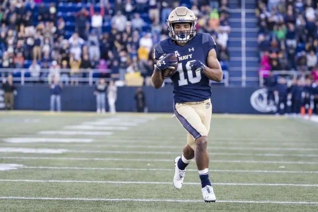 Navy vs. Tulsa - 11/17/18 College Football Pick, Odds, and Prediction
