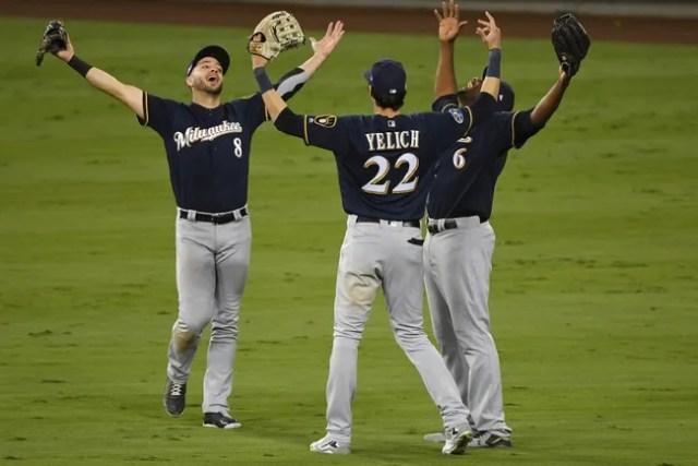 Los Angeles Dodgers vs. Milwaukee Brewers - 10/16/18 MLB NLCS Pick, Odds, and Prediction