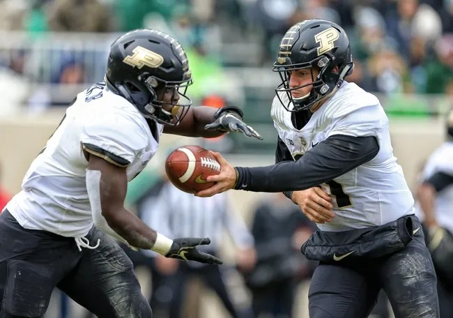 Purdue vs. Wisconsin - 11/17/18 College Football Pick, Odds, and Prediction