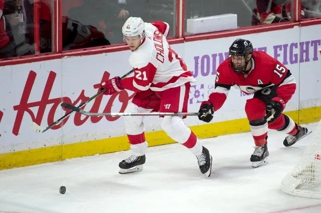 Detroit Red Wings vs. Ottawa Senators - 12/14/18 NHL Pick, Odds, and Prediction