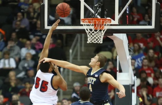 Image result for Duquesne Dukes vs. Pittsburgh Panthers college basketball