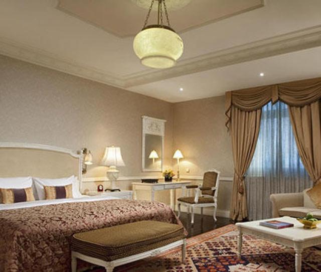 Beijing Hotel Nuo_premier Rooms