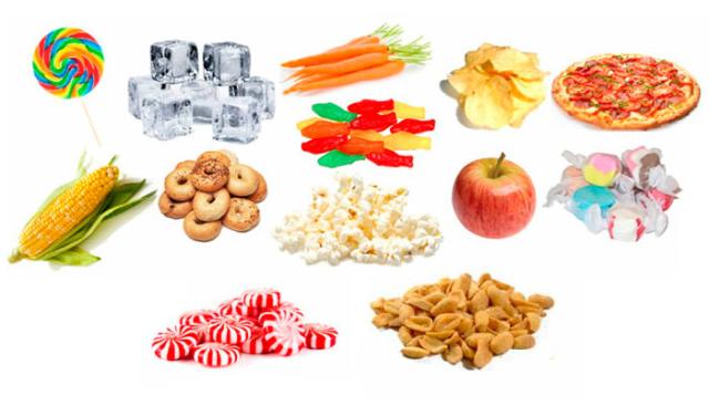 Một thực phẩm nên hạn chế khi niềng răng