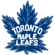 Maple Leafs logo from 1939-1962