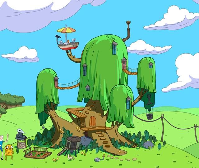 Dc X Adventure Time