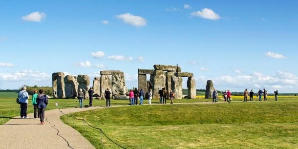 $1199 -- Stonehenge & Shakespeare: UK Vacation from SF