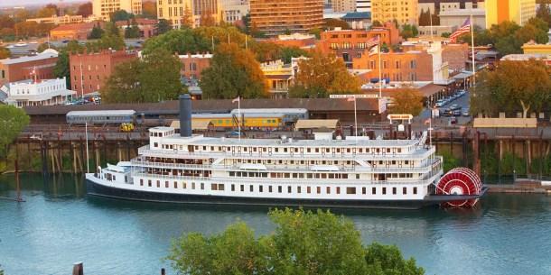 $99 -- Old Sacramento Riverboat Escape into Summer