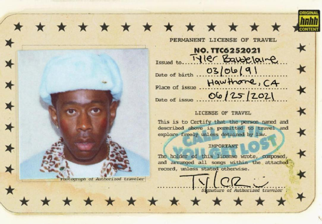 """Album Review for Tyler, The Creator """"CALL ME IF YOU GET LOST"""""""