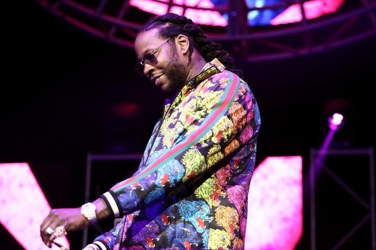 2 Chainz performs onstage at the STAPLES Center Concert Sponsored by SPRITE during the 2018 BET Experience on June 23, 2018 in Los Angeles, California