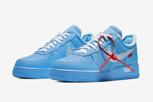 ffc49240 Off-White x Nike Air Force 1 Low