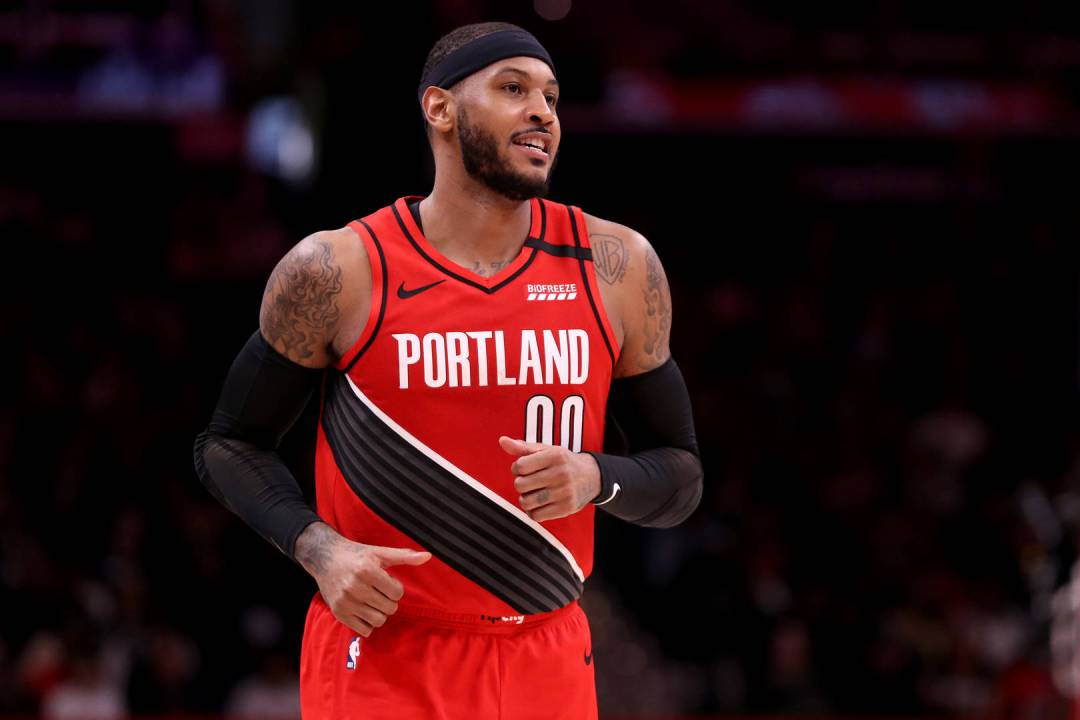 Carmelo Anthony, Weight Loss