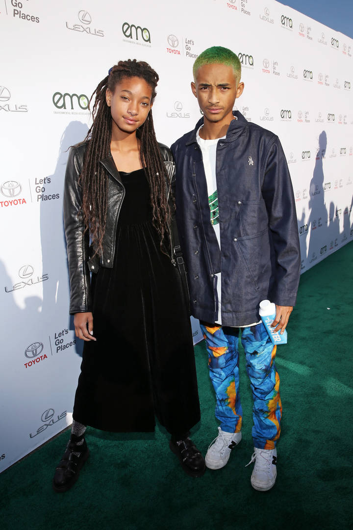 Willow Smith, Jaden Smith, Red Table Talk, Shunned