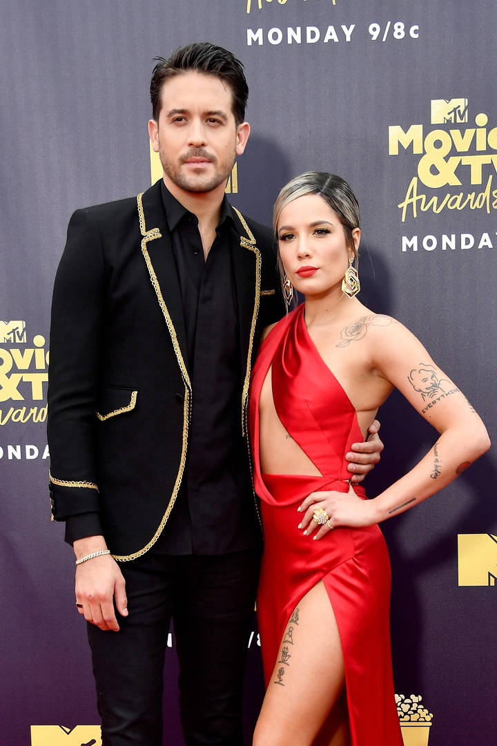 g-eazy and halsey relationship