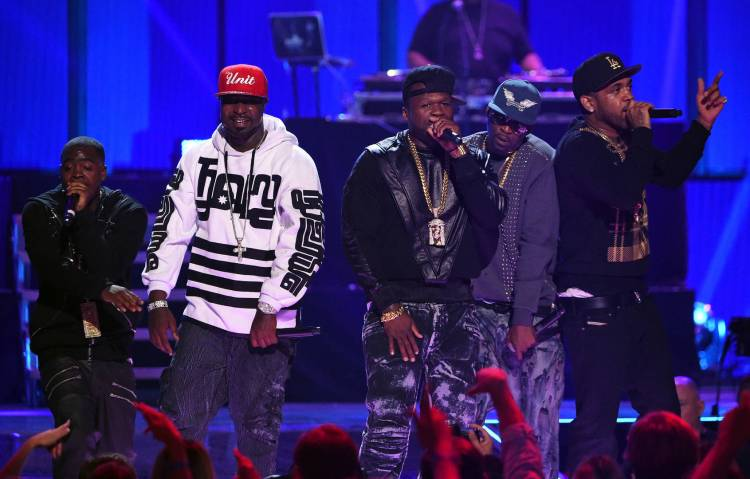 Young Buck, G-Unit, VladTV, 50 Cent