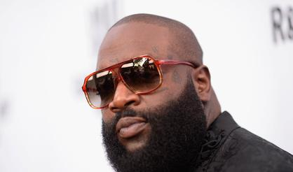 Image result for Rick ross back from hospital RESPONDS to 50 cent clowin