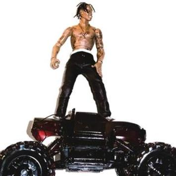 Travis Scott ft Yung Lean - Wasted