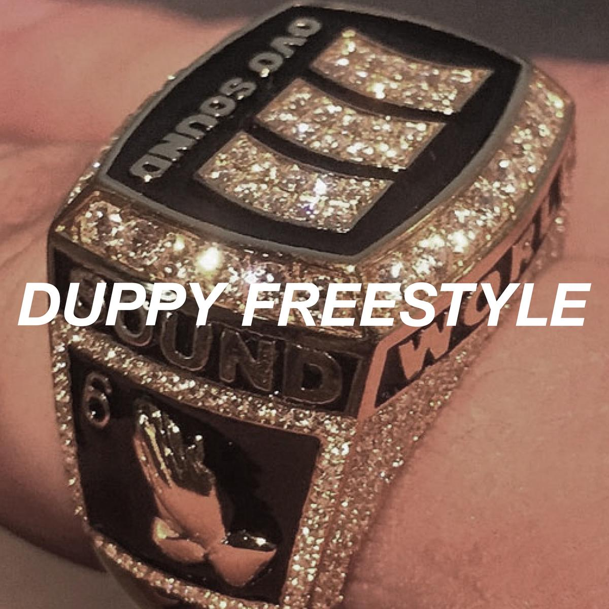 Drake - Duppy Freestyle (Pusha T Diss)