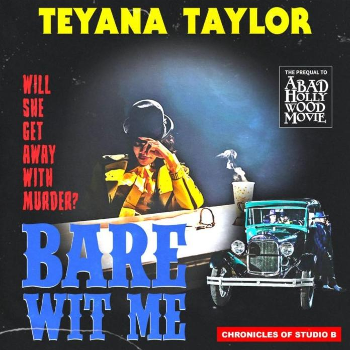 "Teyana Taylor Shares R&B Single ""Bare Wit Me"" Along With Haunting ..."