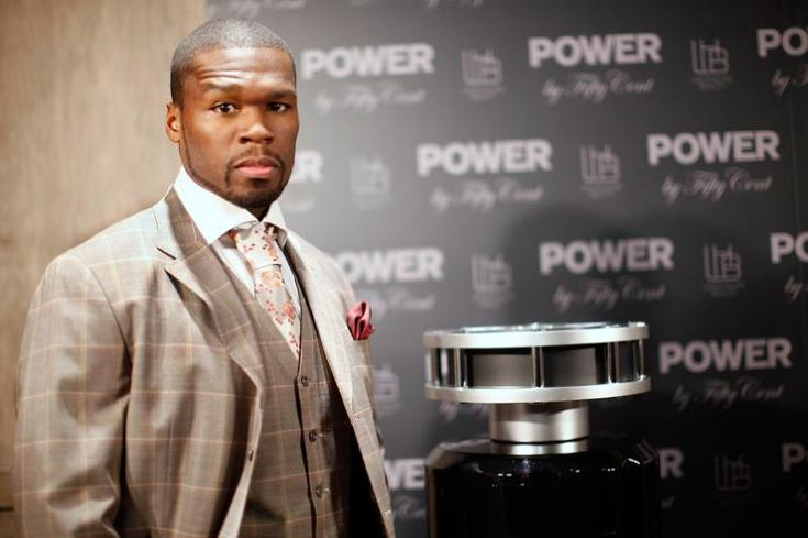 Rapper '50 Cent', aka Curtis Jackson attends the debut of the new 'Power By 50 Cent' fragrance at Avenue on June 23, 2009 in New York City