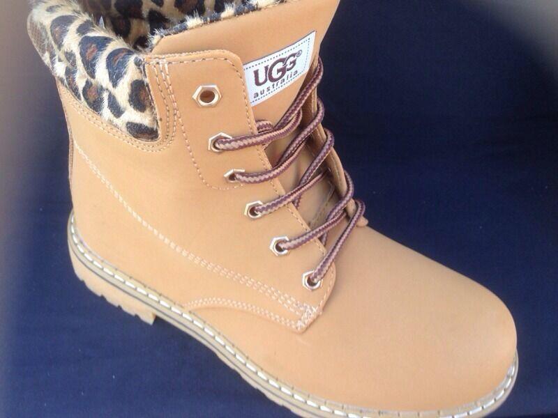 Shoe Lace Style Timberland Boots