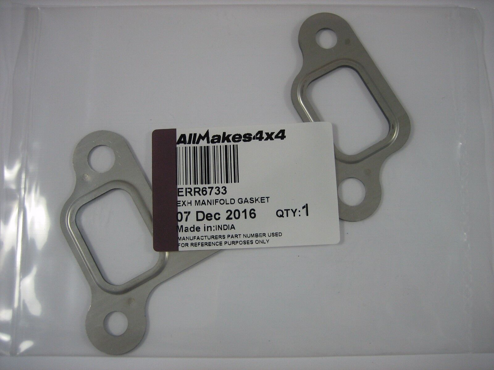 Land Rover Discovery 1 Series II Exhaust Manifold to Head Gasket