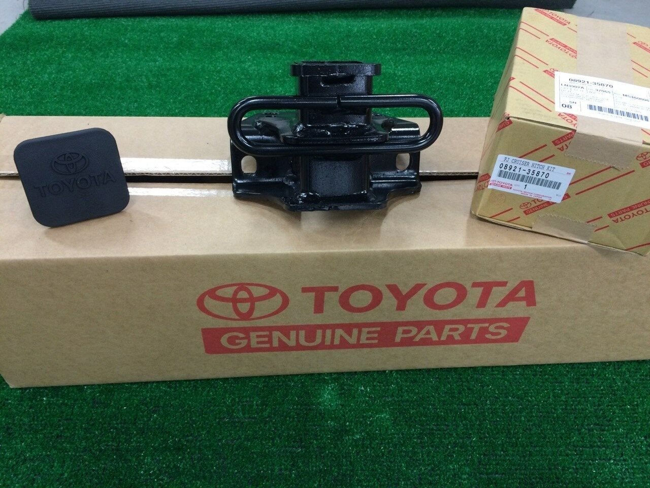 Toyota Highlander Trailer Wiring Harness Parts Fj Cruiser Towing 1280x960