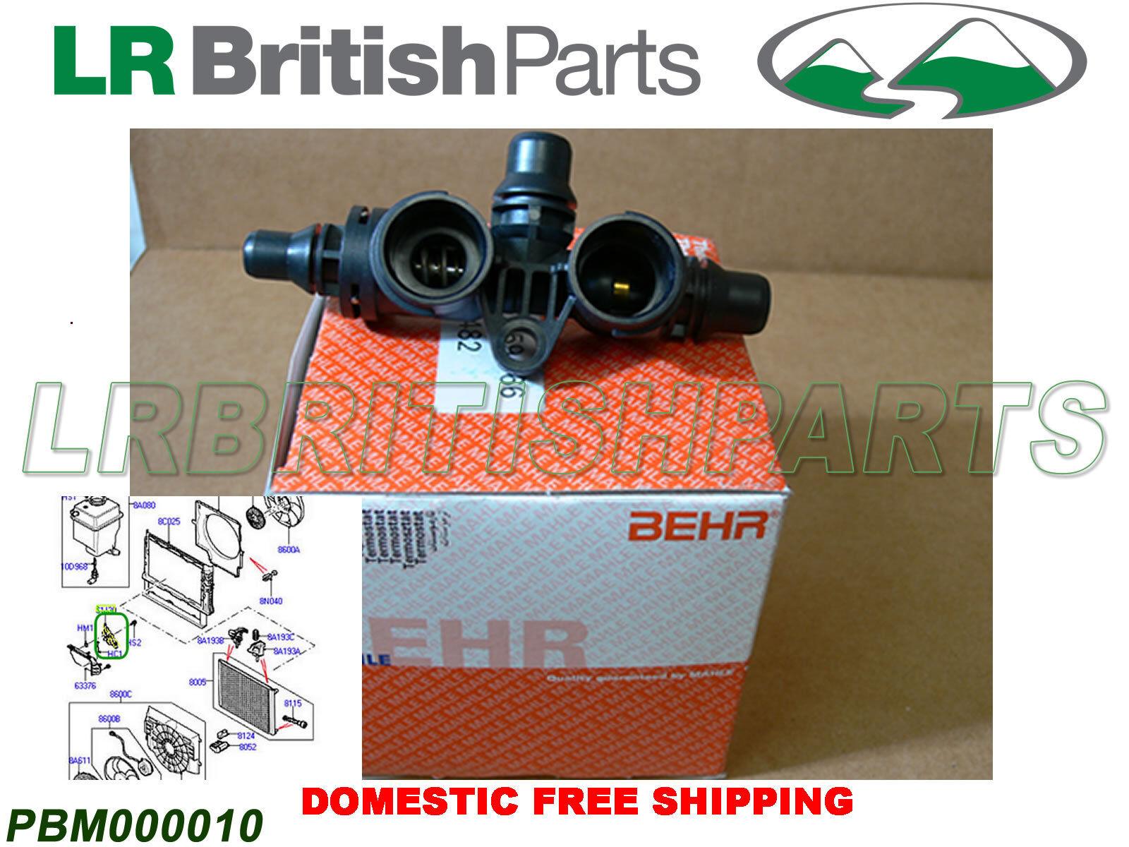 Land Rover Transmission Thermostat Range M62 03 05 PBM Behr