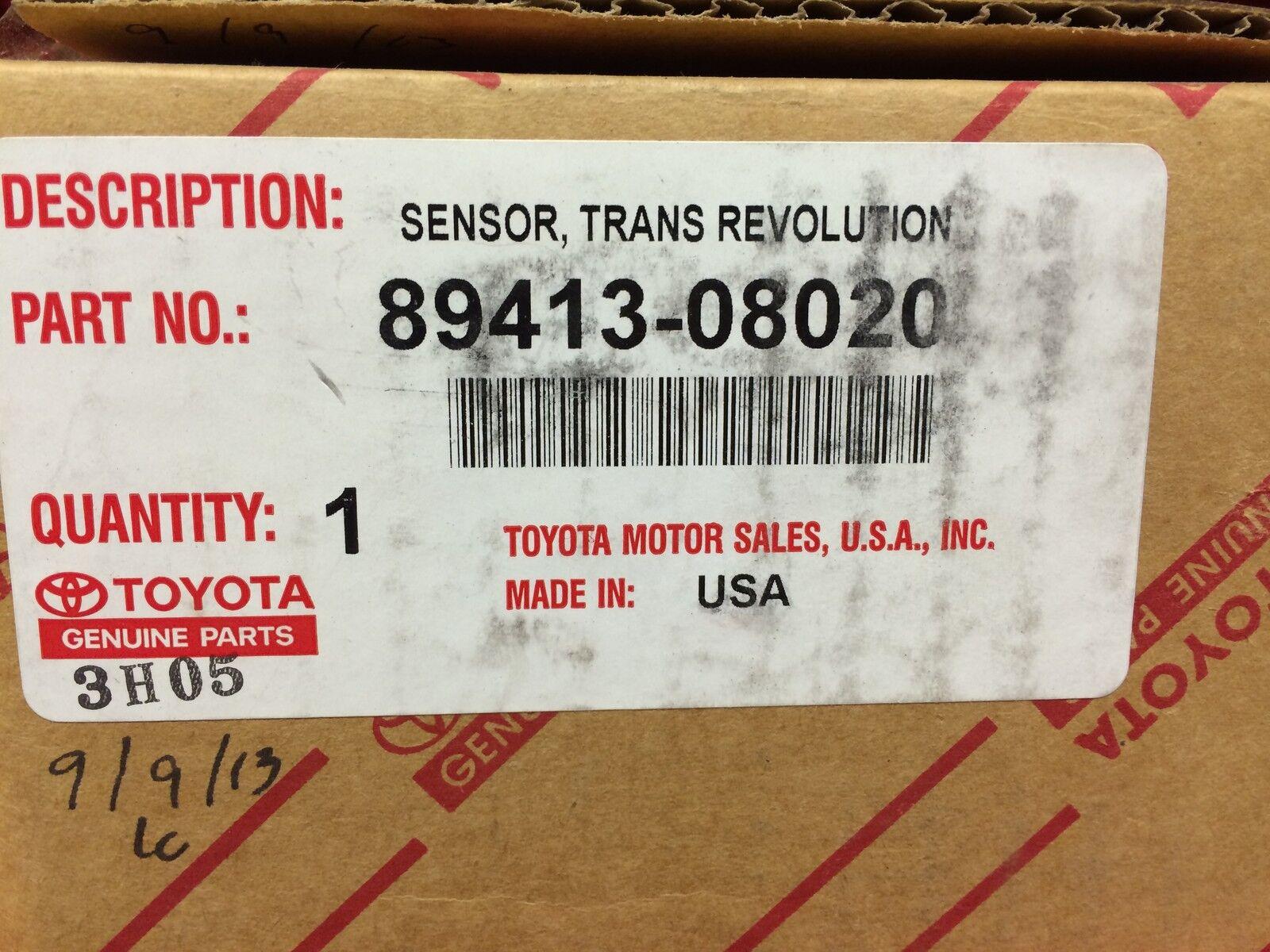 Genuine TOYOTA Lexus Scion Transmission Speed