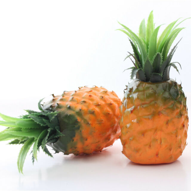 Foam Artificial Fruit Simulation Fake Pineapple Home Wedding Party     Foam Artificial Fruit Simulation Fake Pineapple Wedding Party Garden Home  Decor