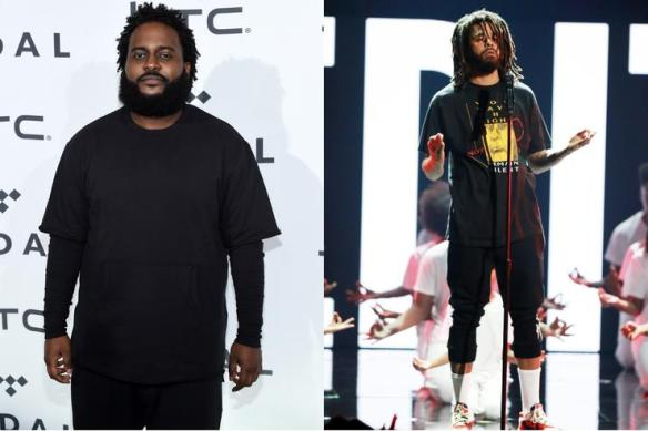 """d389c7ac1ee4 Bas and J. Cole's """"Tribe"""" debuts at #1."""